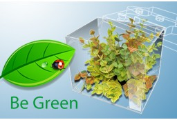 We are ISO 14001 certified for environmental management standard