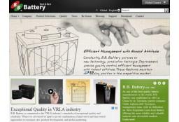 Alert to customers regarding B.B. BATTERY fake website