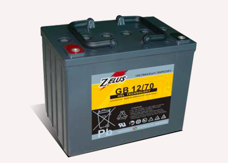 Zelus GEL Battery