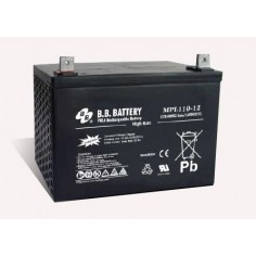 MPL Series - For High Rate, Long Life Standby Use